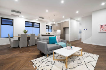 Balwyn North Living Area